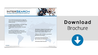 InterSearch printable brochure in PDF format