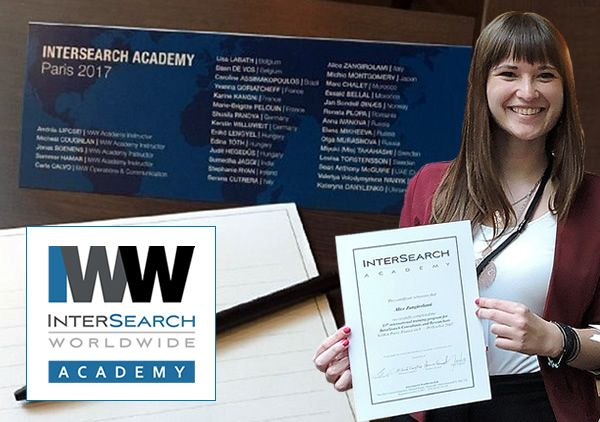 Next generation: 27 Consultants and Researchers graduate from InterSearch Worldwide Academy 2017
