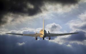 Flying through digital turbulence
