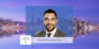 Four Corners Group Welcomes Stavros Kanichis