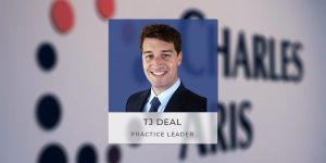 TJ Deal promoted to practice leader at Charles Aris