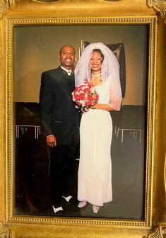 Wedding Spotlight Photo