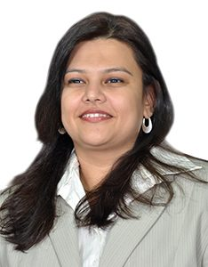 Binita Ghosh, Automotive Practice Group Leader in APAC