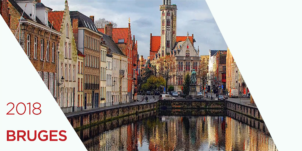 Announcement: InterSearch Global Conference 2018 in Bruges