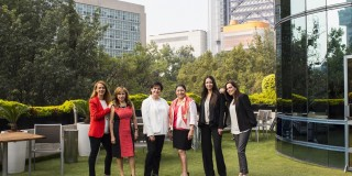 New team members at InterSearch Mexico