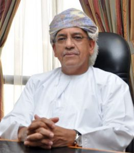 Mohammed Masaud Al Kharusi, Chairman of Intersearch ME, Oman