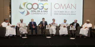 InterSearch Oman Chairman, Mohammed Al Kharusi moderated the 2017 OPAL Oil & Gas Conference panel discussion