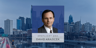 Charles Aris Spotlight Q&A with portfolio CEO David Krajicek