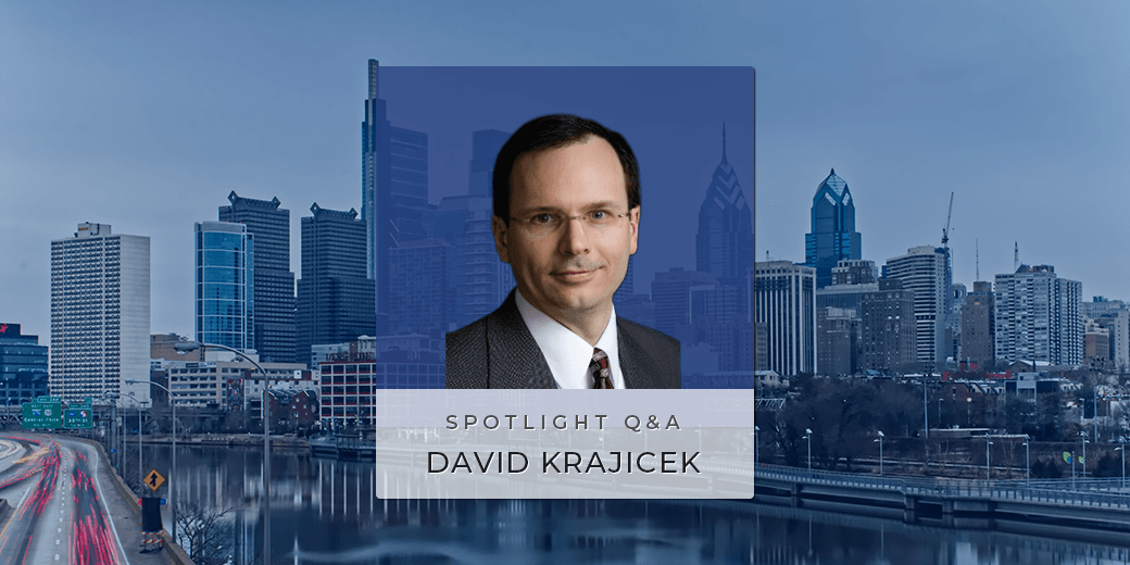 Charles Aris Spotlight Q&A with portfolio CEO David Krajicek
