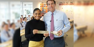 Varina Keeling-Herrera earns promotion to senior researcher at Charles Aris Inc.