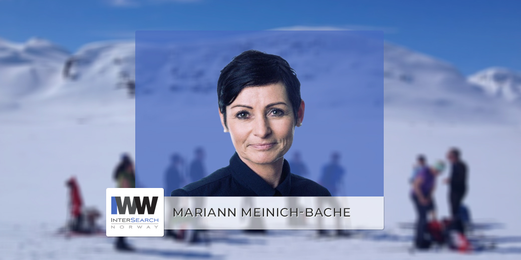 InterSearch Norway welcomes our new Senior Advisor Mariann Meinich-Bache